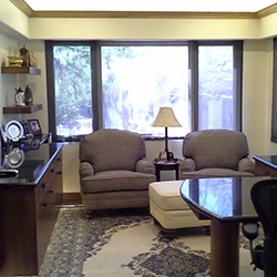 Scottsdale Home Office Interior Design