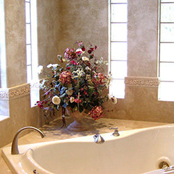 Scottsdale Master Bathroom Interior Design
