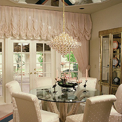 Scottsdale Dining Room Interior Design