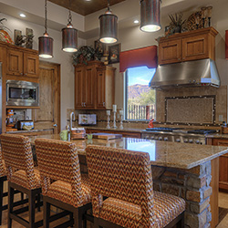 Paradise Valley Kitchen Interior Design