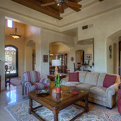 Scottsdale Living Room Interior Design