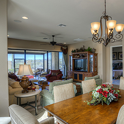 Mesa Condo Interior Design